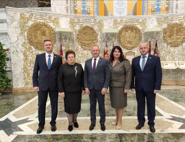 На инаугурации А.Г.Лукашенко (23.09.2020)