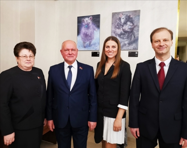 На конференции Белорусской научно-промышленной ассоциации